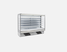 Open Face Refrigerated Display
