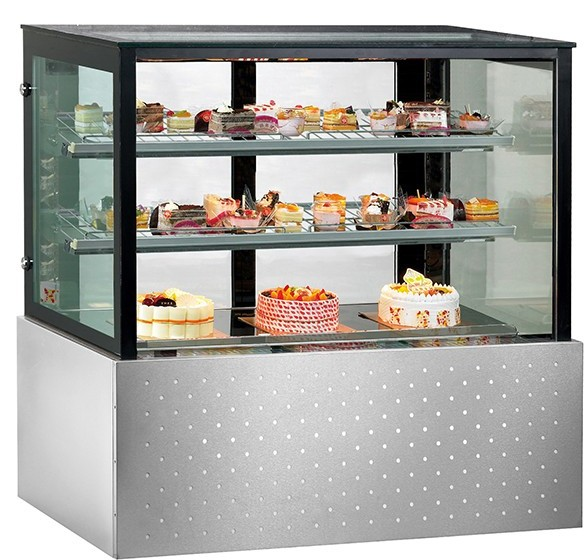 Bonvue SG180FA-2XB Cake Display