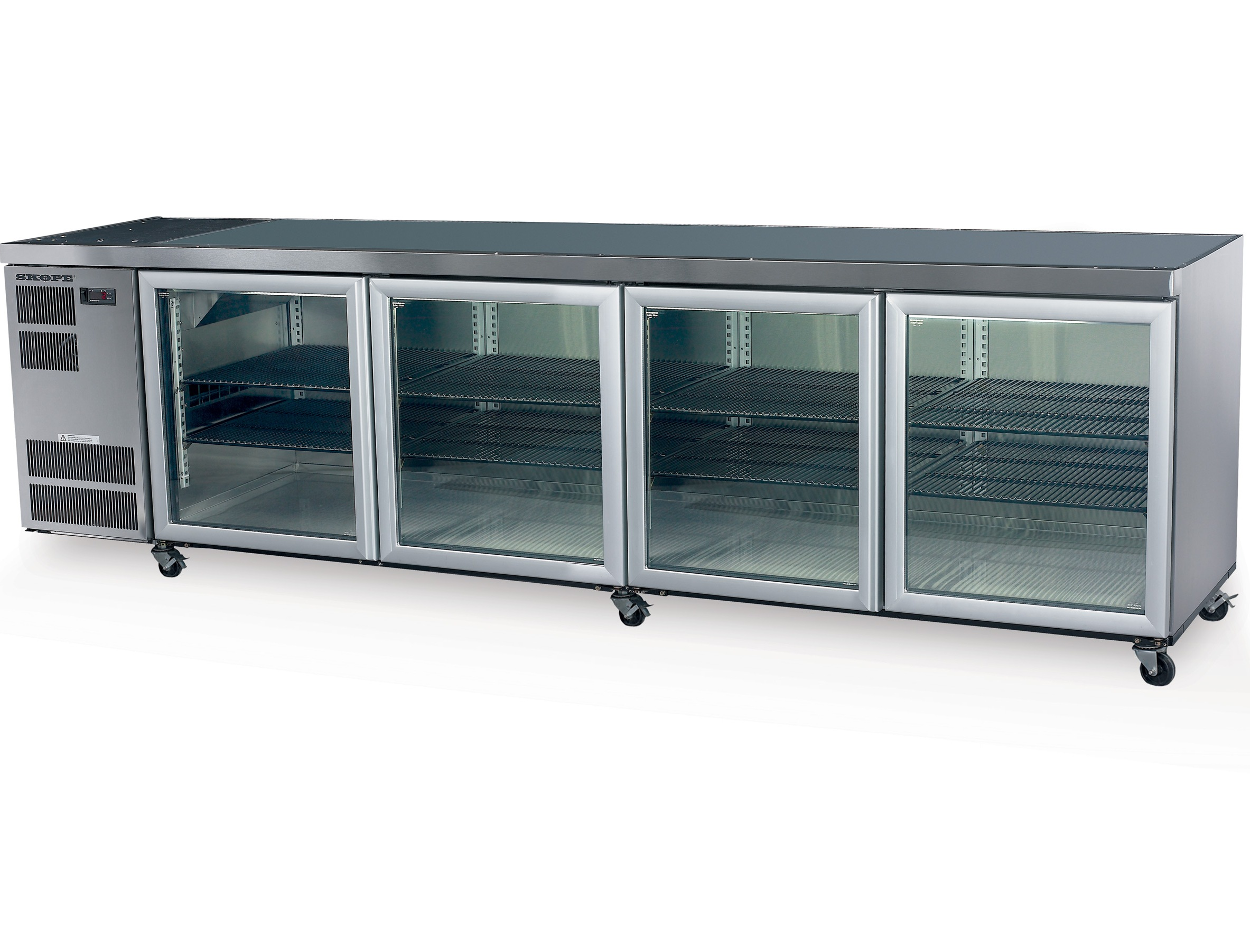Skope CL800-4SW U/C Fridge