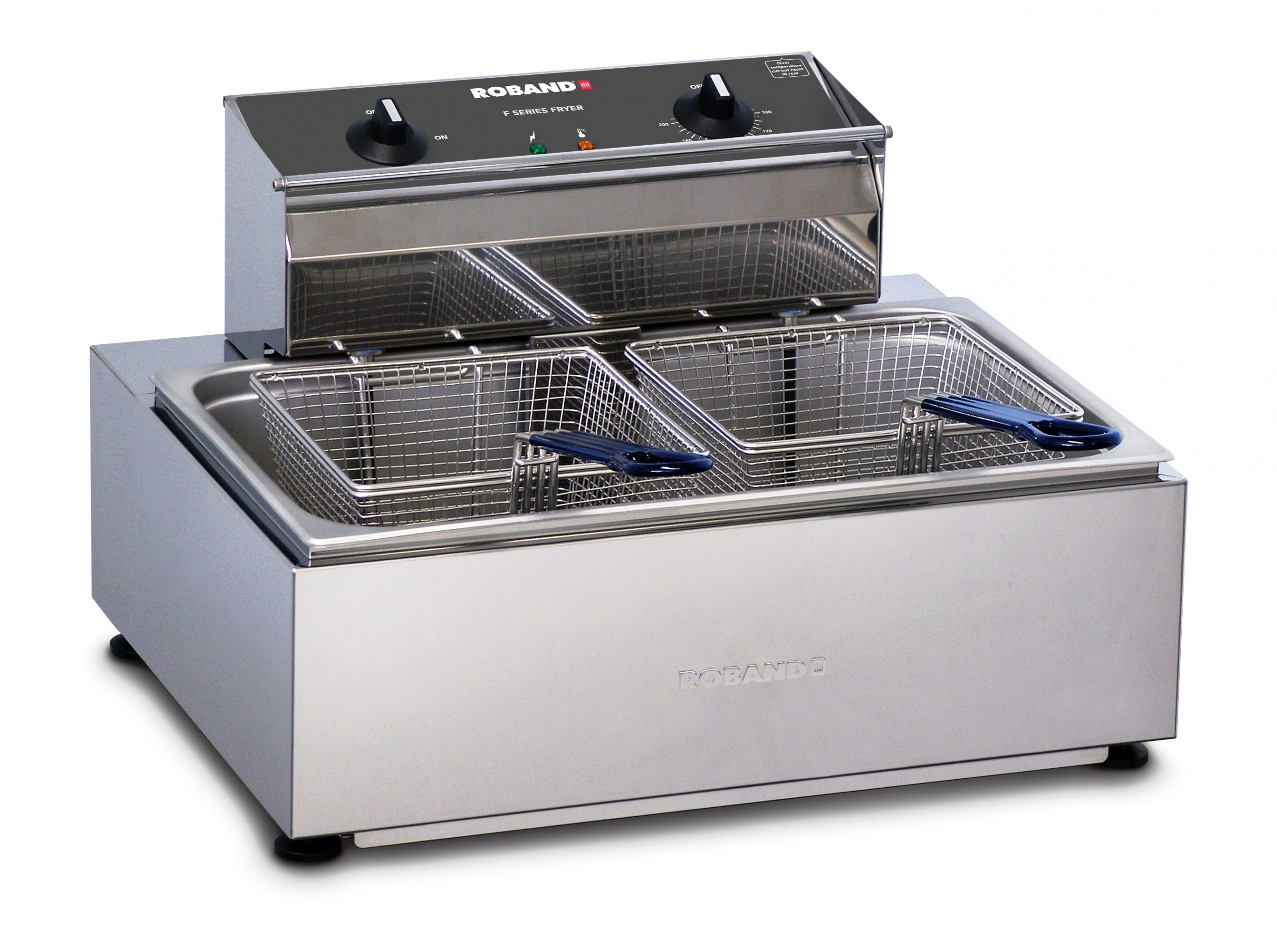 Roband F111 Countertop Fryer