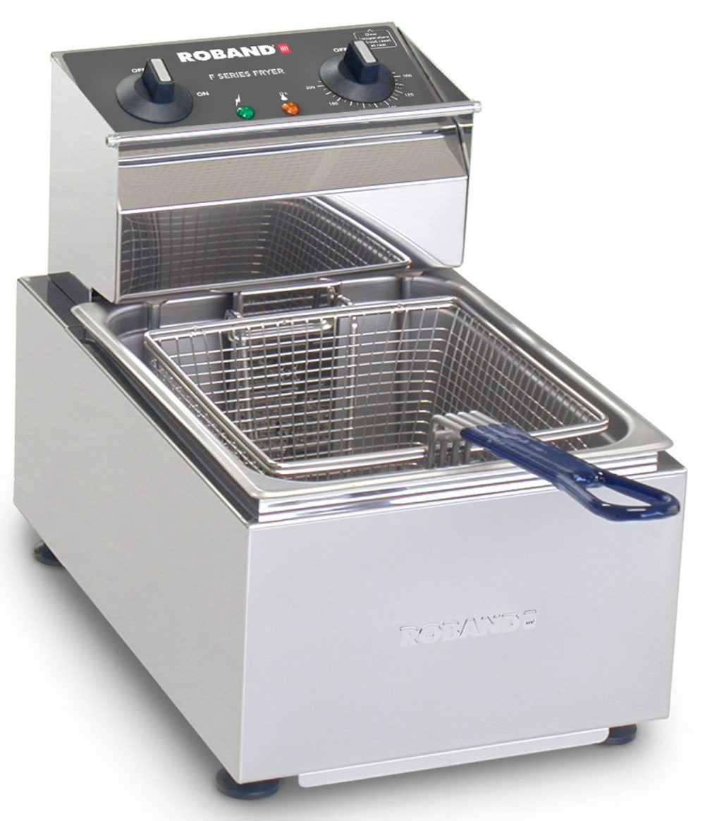 Roband F15 Countertop Fryer