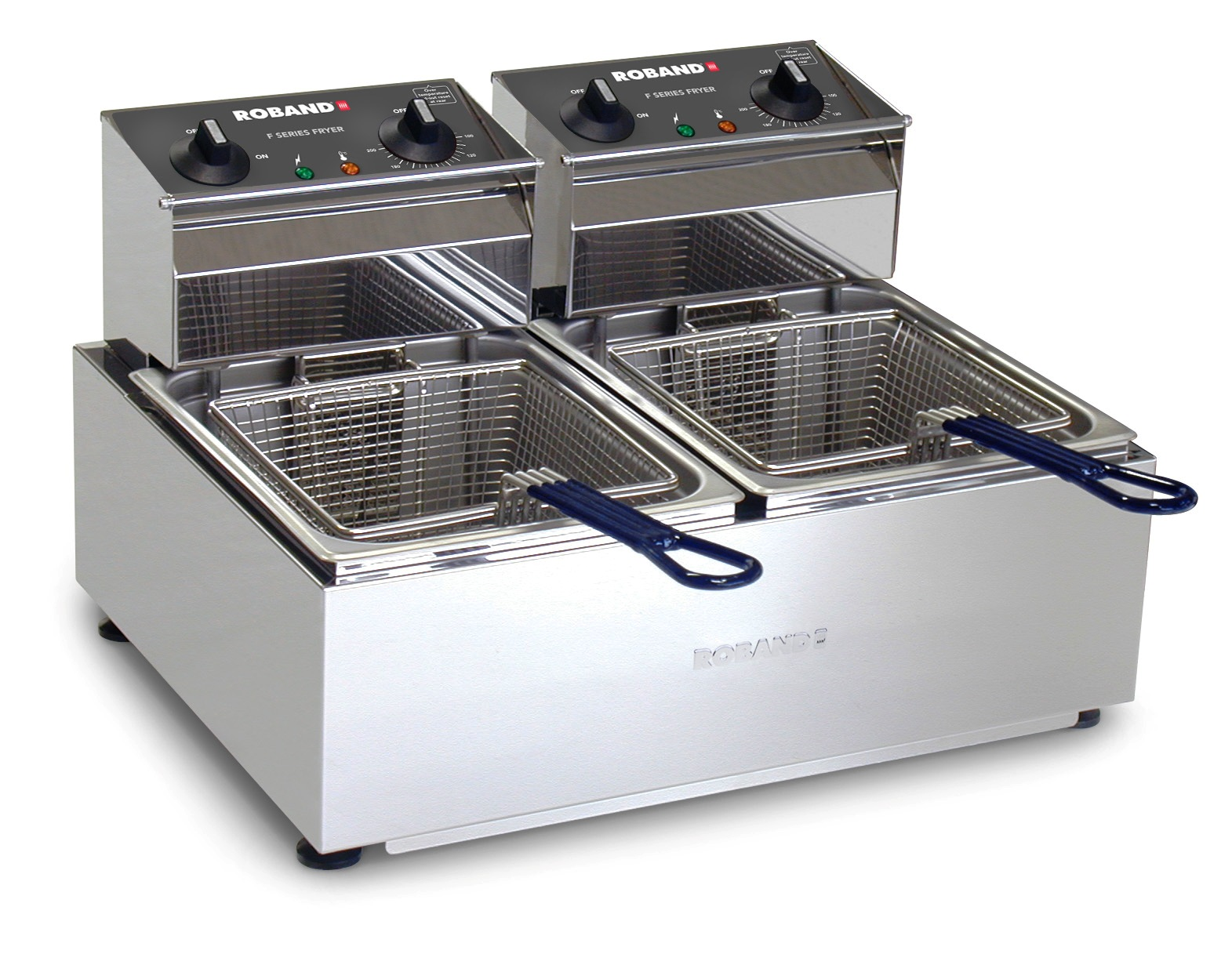 Roband F25 Countertop Fryer