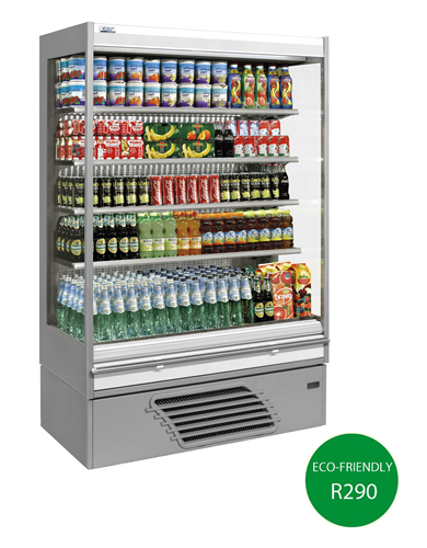 Offlip-3 Open Display Fridge