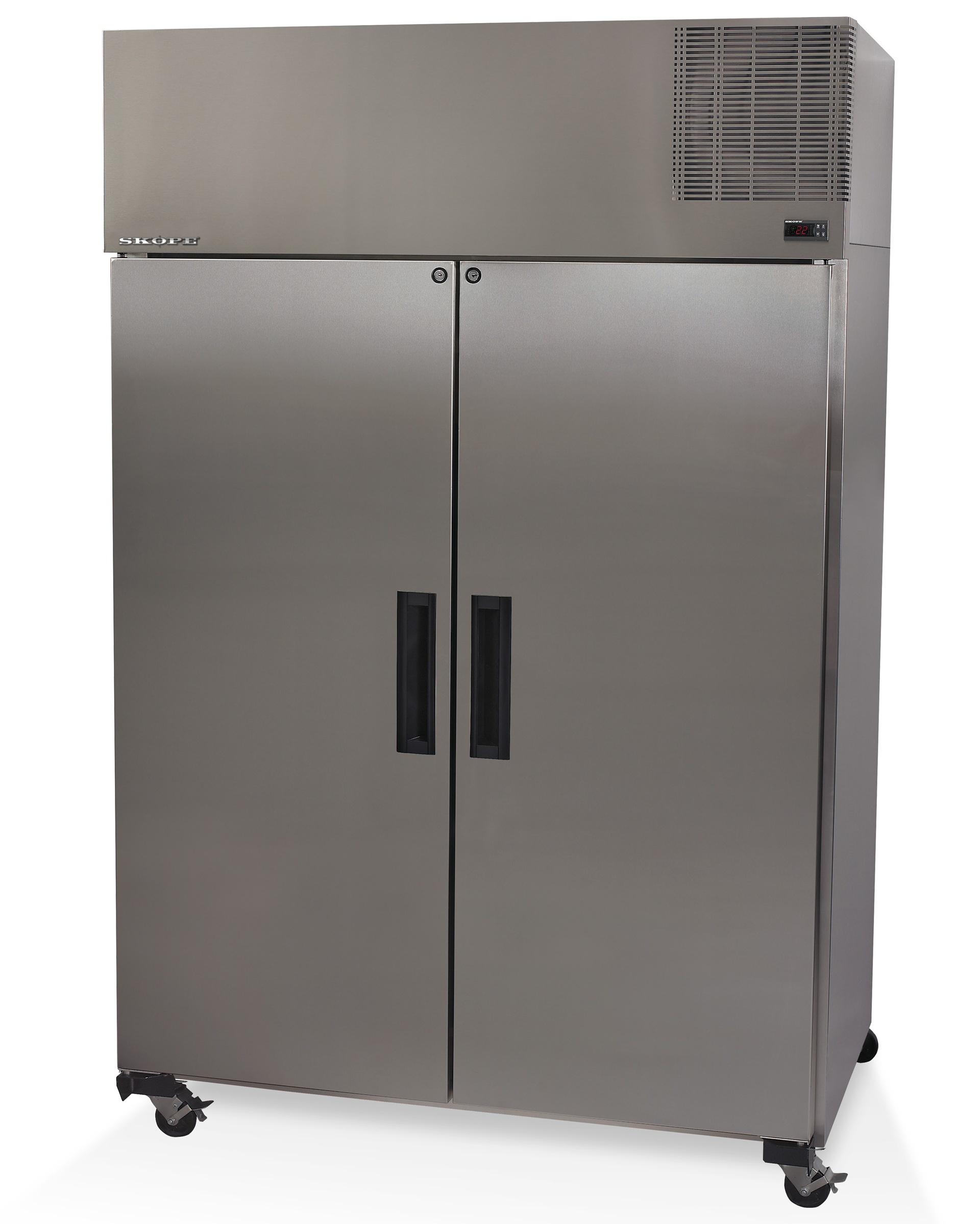 Skope Pegasus PG1300VF 2 Door Freezer