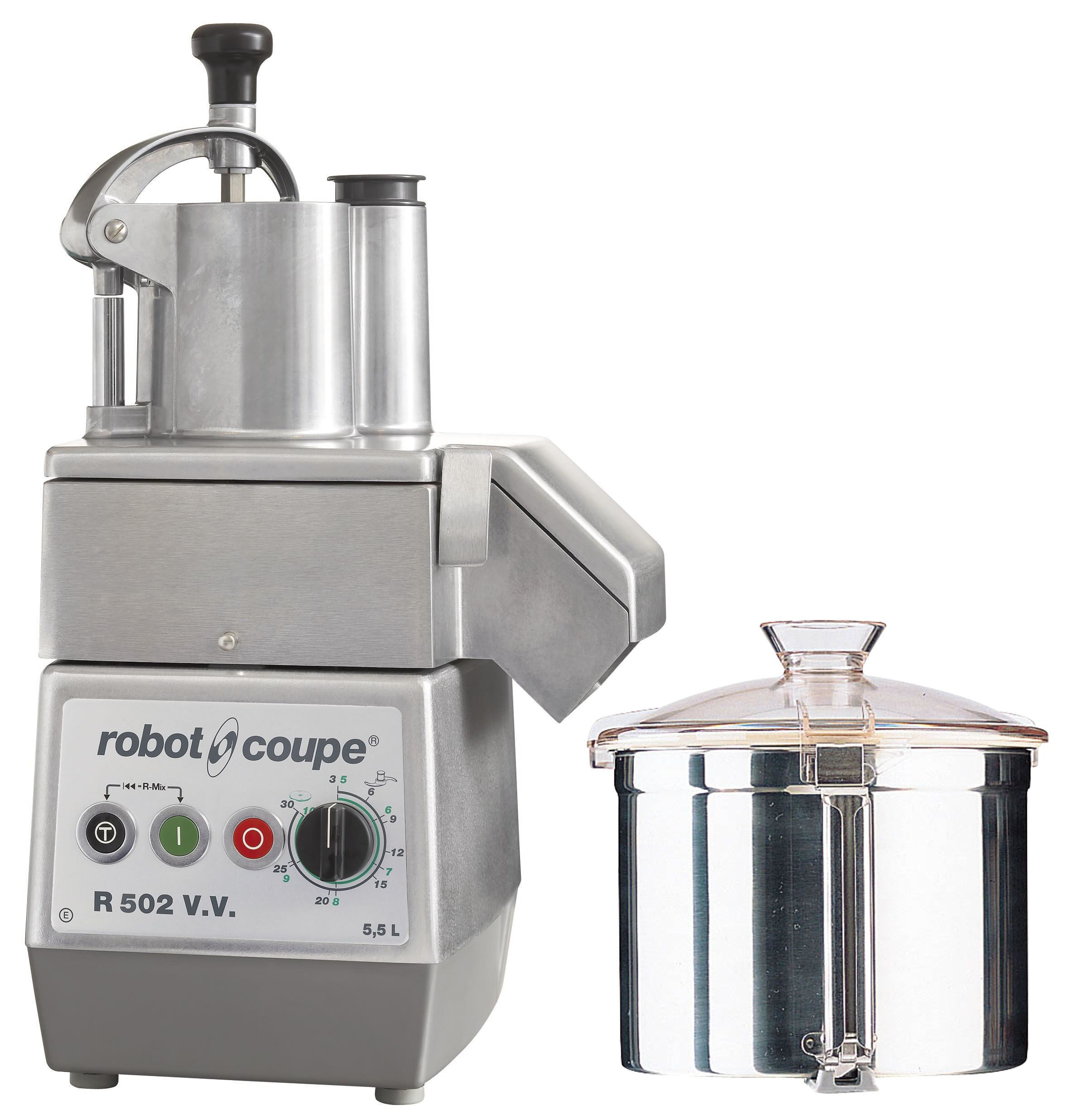 Robot Coupe R502VV Food-Processor