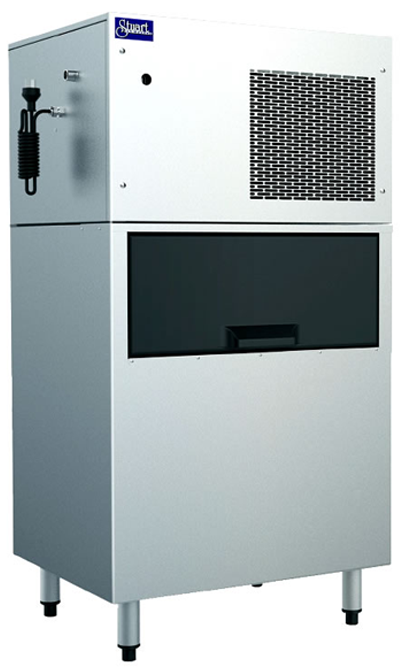 Stuart SC-130/B Ice Maker