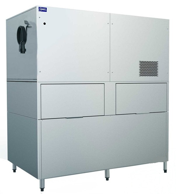 Stuart SC-1000/B Ice Maker