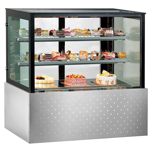 Bonvue SG150FA-2XB Cake Display