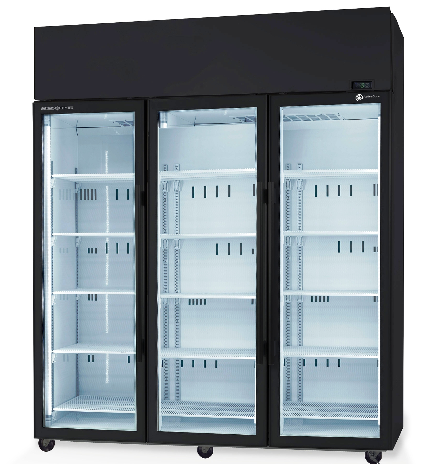 SKOPE SKT1500N-A Display Fridge
