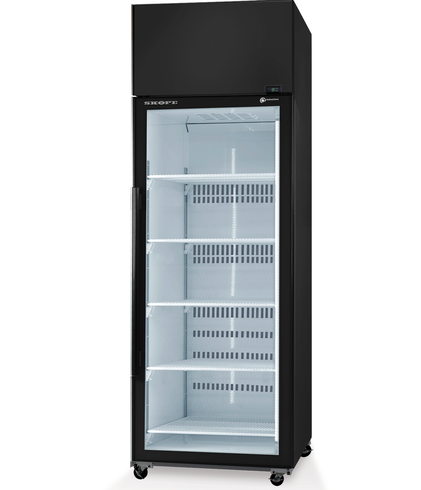SKOPE SKT650N-A Display Fridge