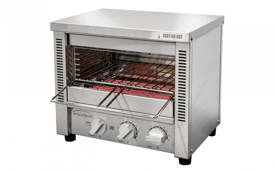 Woodson WGTQI4 Toaster Griller
