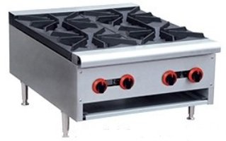 Gasmax RB-4E Gas Cooktop