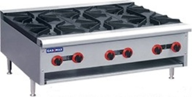 Gasmax RB-6E Gas Cooktop