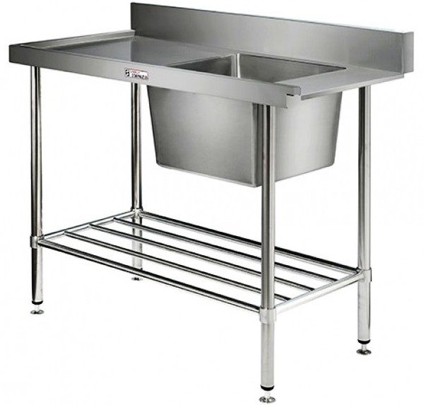 Simply Stainless Dishwasher Inlet-Bench