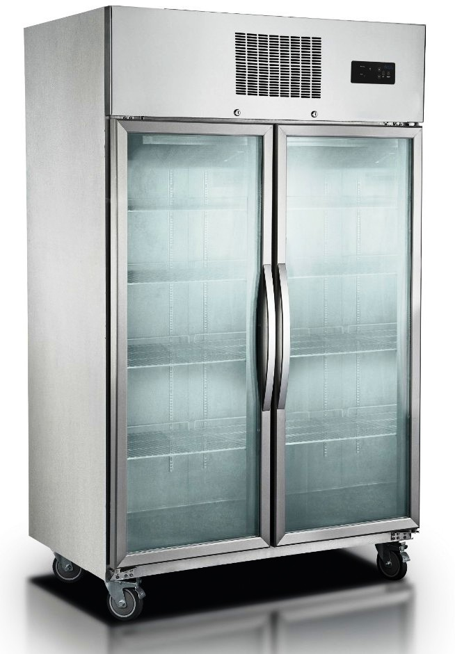 SUFG1000 Glass Door Freezer