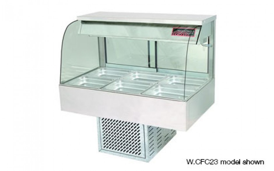 Woodson WCFC25 Counter-top Fridge