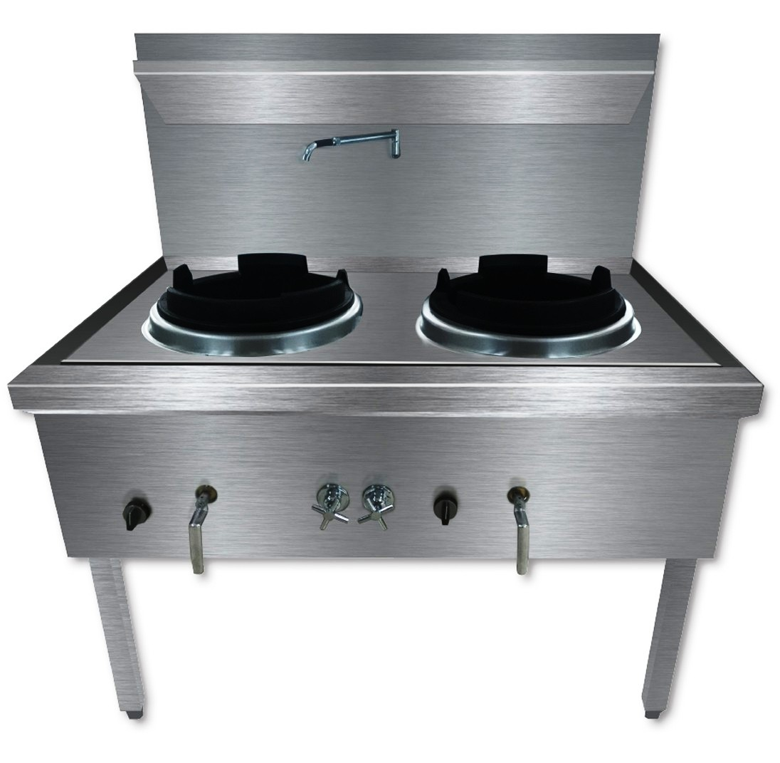 Gasmax 2N Waterless Wok